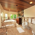 Two & Three Bedroom Master Bedroom Bath with Jetted Spa Tub