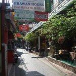 Chanasongkhram Phra-Artid Road, Pranakorn