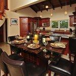 Three Bedroom Dining Room & Kitchen