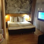 executive double bed