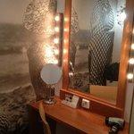 dressing room. !!
