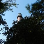 Lighthouse on the VA side