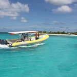 Power Rafting by Out Island Charters