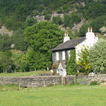 Leathes Cottage ,set amongst lakes and fells.