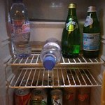 Mini bar (Super Room 20th floor)