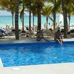 piscine de la plage nouvelle depuis décembre 2012