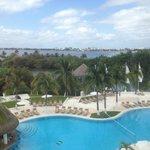 2nd pool facing lagoon