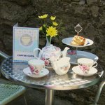 Tea and Cakes at Coffee Cups