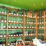 A great selection of teas