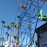 And even a seaside ferris wheel