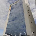 Fachada - Quality Hotel Aeroporto Vitória