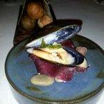 Musselsoppa, en fantastisk rätt.