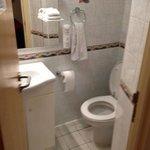bagno di ampie dimensioni