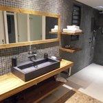 La salle de bain (dans l