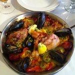 seafood paella fantastic