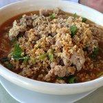Spicy Noodle Soup w/ Pork