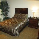 Suite 1 Loft bedroom