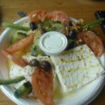 Niko's Cheese and Dip Platter, Appetizer $14.50