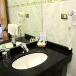 Private Bathroom of Hotel Puku Vai
