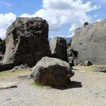 Les ruines à Ollantaytambo