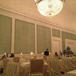 Frühstückssaal und Restaurant