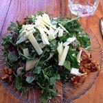 Arugula and Apple salad