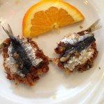 sardines farcies : huummmhhh