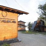Entrada a Utaka