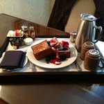 Breakfast Room Service