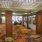 Several photos through the hotel