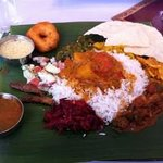 Indo Lankan Food Bar