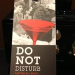 coolest do not disturb ever