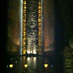 entrance to grand mayan