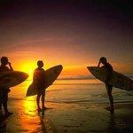 Last waves