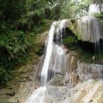 Waterfall San Sabestian