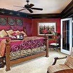 Spanish bed