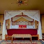Deluxe Suite Olare Mara Kempinski Masai Mara