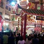 maxims hotel  bij chinees nieuwjaar jan -feb