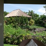 view of resort next door.