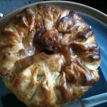 Black Star Pastry Roasted Lamb Shanks ans red wine pie.