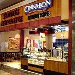 cinnabon and seattle's best coffee Foto