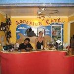 Aquarium Café