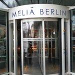 Entrance Friedrichstrasse 103