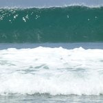 sea waves @ Seminyak