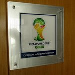 FIFA official accomodation