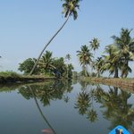 Kerala backwaters kayaking