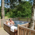 Relax in your own hot-tub
