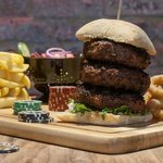 The Don- check our range of gangster burgers!