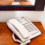 Telephone for business travellers