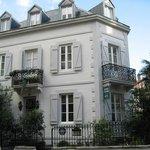 maison garnier biarritz façade